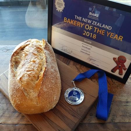 Award winning Volare Bakery